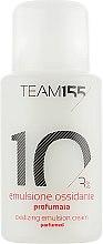 Духи, Парфюмерия, косметика Эмульсия для волос 3% - Team 155 Oxydant Emulsion 10 Vol