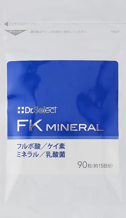 Минеральная добавка з лактобактериями - Dr. Select Fk Mineral