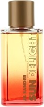 Духи, Парфюмерия, косметика Jil Sander Sun Delight - Туалетная вода (тестер с крышечкой)