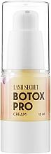 Духи, Парфюмерия, косметика Кремовый ботокс - Lash Secret Botox Pro Cream