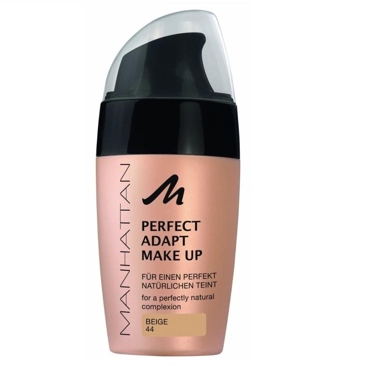 Тональный крем - Manhattan Foundation Perfect Adapt Make Up