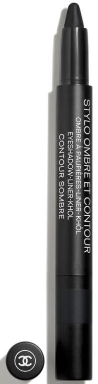 Тени-карандаш для век - Chanel Stylo Ombre Et Contour