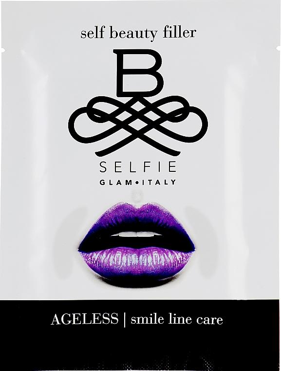 Патчи для заботы о линии улыбки - B-Selfie Ageless Smile Line Care