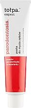 Духи, Парфюмерия, косметика Зубная паста от пародонтоза - Tolpa Expert Parodontosis Eco Toothpaste