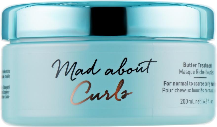 Интенсивная маска для вьющихся волос - Schwarzkopf Professional Mad About Curls Butter Treatment