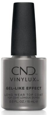 Закрепитель для лака с эффектом гелевого покрытия - CND Vinylux Gel-Like Effect Top