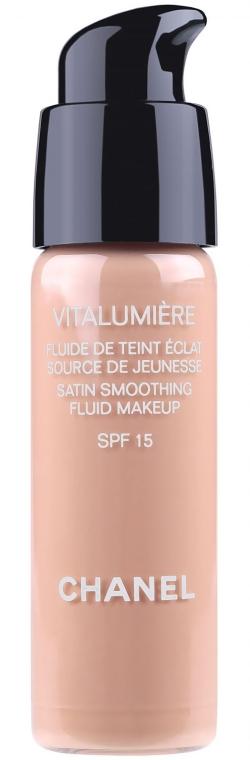 Тональная крем-эмульсия - Chanel Vitalumiere Fluide SPF15 (тестер)