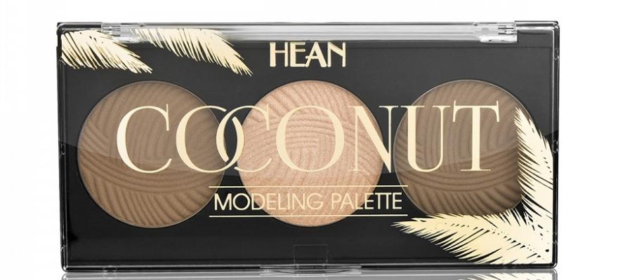 """Моделирующая палетка """"Кокос"""" - Hean Coconut Modeling Palette"""
