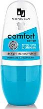 Духи, Парфюмерия, косметика Антиперспирант - AA Cosmetics Deo Anti-Perspirant Comfort Cotton 24H