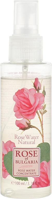 Розовая вода с пульверизатором - BioFresh Rose of Bulgaria Rose Water Natural