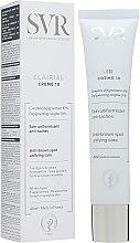 Духи, Парфюмерия, косметика Осветляющий флюид против пигментных пятен - SVR Clairial 10 Cream Anti-Brown Spot Unifying Care