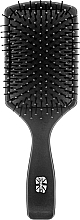 Духи, Парфюмерия, косметика Расческа, 147 мм, черная - Ronney Flat Brush