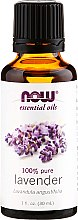 Духи, Парфюмерия, косметика Эфирное масло лаванды - Now Foods Essential Oils 100% Pure Lavender