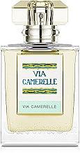 Духи, Парфюмерия, косметика Carthusia Via Camerelle - Парфюмированная вода (тестер с крышечкой)