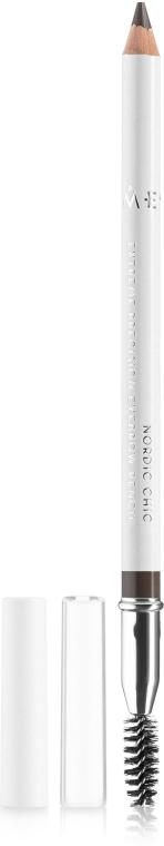 Карандаш для бровей - Lumene Nordic Chic Extreme Precision Eyebrow Pencil
