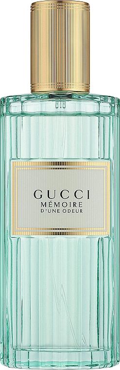 Gucci Memoire D'une Odeur - Парфюмированная вода