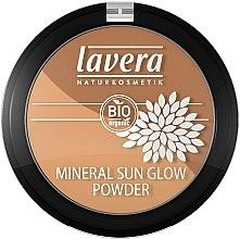 Духи, Парфюмерия, косметика Минеральная двойная пудра для лица - Lavera Mineral Sun Glow Powder
