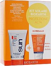 Духи, Парфюмерия, косметика Солнцезащитный набор - Bioearth Solare Kit SPF30