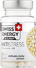 "Духи, Парфюмерия, косметика Витамины в капсулах ""Магний + B6"" - Swiss Energy Antistress"