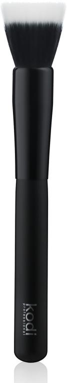 Кисть Duo Fibre средняя для тональной основы и пудры №45 - Kodi Professional
