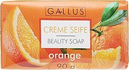 """Духи, Парфюмерия, косметика Косметическое мыло """"Апельсин"""" - Gallus Beauty Soap"""