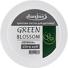 """Духи, Парфюмерия, косметика Парфюмированная сахарная паста для депиляции """"Зеленый свет"""", ультра мягкая - Danins Green Blossom Sugar Paste Ultra Soft"""