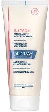 Духи, Парфюмерия, косметика Очищающий крем для лица и тела - Ducray Ictyane Anti-Dryness Cleansing Cream Face & Body