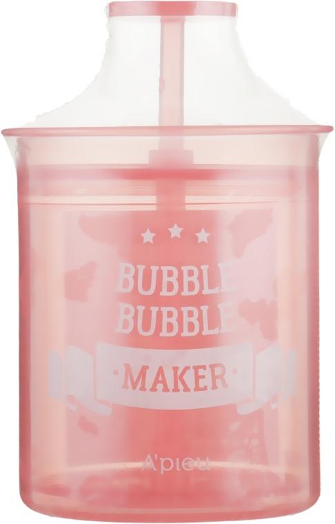 Стакан-помпа для создания пенки - A'pieu Bubble Maker Pink