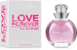 Духи, Парфюмерия, косметика Bi-Es Love Forever White - Парфюмированная вода
