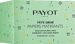 Духи, Парфюмерия, косметика Матирующие салфетки - Payot Pate Grise Emergency Anti-Shine Sheets