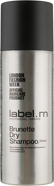 Сухой шампунь для брюнеток - Label.m Brunette Dry Shampoo