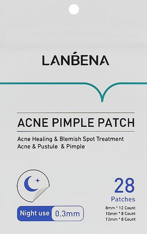 Патчи от прыщей ночные - Lanbena Acne Pimple Patch