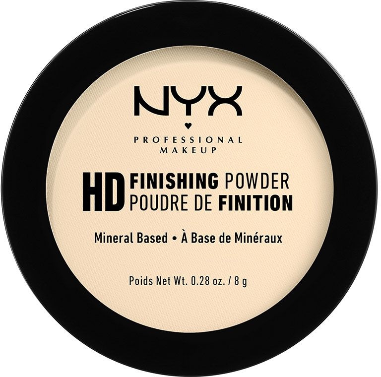 Фиксирующая пудра - NYX Professional Makeup High Definition Finishing Powder