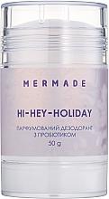 Духи, Парфюмерия, косметика Mermade Hi-Hey-Holiday - Парфюмированный дезодорант с пробиотиком