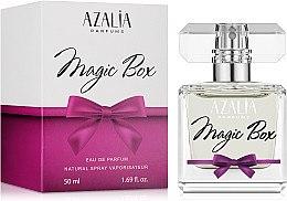 Духи, Парфюмерия, косметика Azalia Parfums Magic Box Violet - Парфюмированная вода