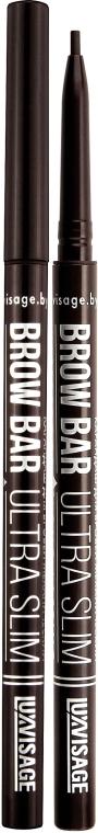 Механический карандаш для бровей - Luxvisage Brow Bar Ultra Slim