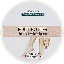Духи, Парфюмерия, косметика Крем-масло для ног с облепихой - Mon Platin Mon Platin DSM Obliphica Foot Butter