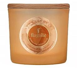 "Духи, Парфюмерия, косметика Ароматическая свеча в стакане ""Расслабляющая"" - Flagolie Fragranced Candle Relaxing"