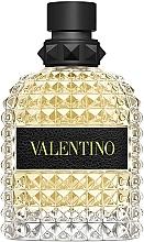 Духи, Парфюмерия, косметика Valentino Born In Roma Uomo Yellow Dream - Туалетная вода