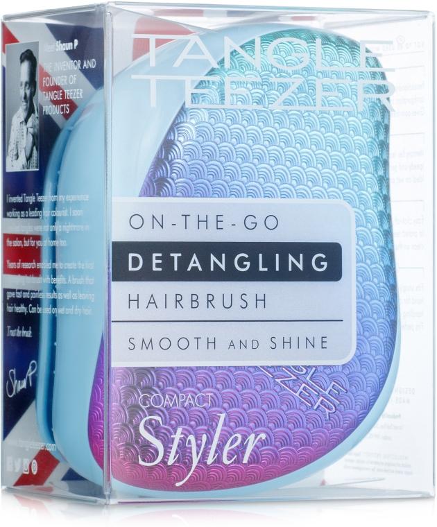 Компактная расческа для волос - Tangle Teezer Compact Styler Sundowner