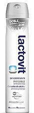 Духи, Парфюмерия, косметика Дезодорант-спрей - Lactovit Invisible Deodorant Spray