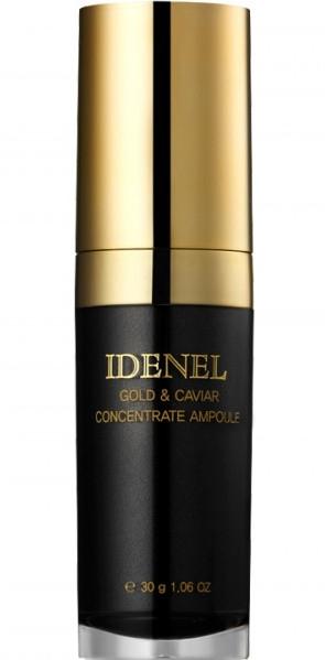"""Абсолютная регенерирующая сыворотка """"Икра и Золото"""" - Idenel Gold & Caviar Concentrate Ampoule"""