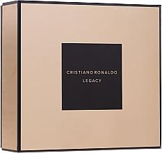 Духи, Парфюмерия, косметика Cristiano Ronaldo Legacy - Набор (edt/30ml + sh/gel/150ml)