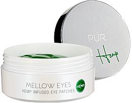 Духи, Парфюмерия, косметика Патчи под глаза с экстрактом дыни - PURE Mellow Eyes Patches