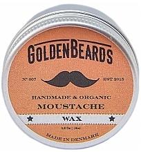 Духи, Парфюмерия, косметика Воск для усов - Golden Beards Moustache Wax