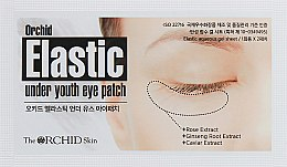 Духи, Парфюмерия, косметика Гидрогелевые патчи для кожи вокруг глаз - The Orchid Skin Elastic Under Youth Eye Patch