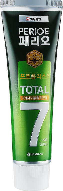 "Зубная паста ""Total 7 Strong"" - LG Household & Health Perioe Total 7 Strong"