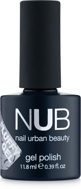 Гель-лак для ногтей - NUB Fluffy Gel Polish