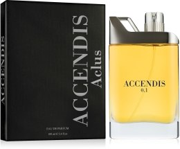 Духи, Парфюмерия, косметика Accendis Accendis 0.1 - Парфюмированная вода