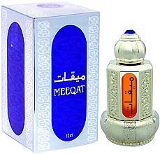 Парфумерія, косметика Al Haramain Meeqat Silver - Олійні парфуми